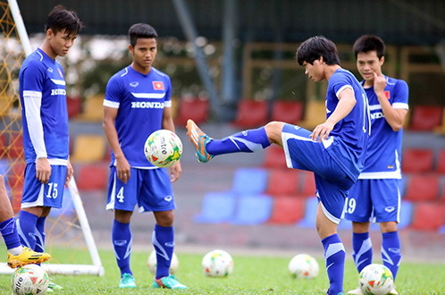 Vietnam to take on Malaysia in decisive game in AFC U-23 qualifiers