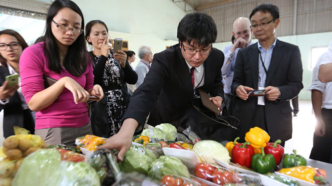 Agro-produce from Vietnam's Da Lat stands good chance to grow in Japan