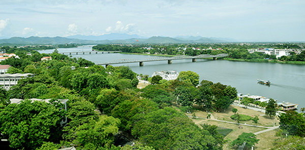Central Vietnamese city plans to fell 3,800 trees in 2015-19