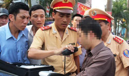 Drunk drivers should be charged criminally: Vietnam road directorate