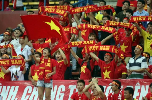 Vietnam book place in Asian U-23 tourney finals after shattering Macau