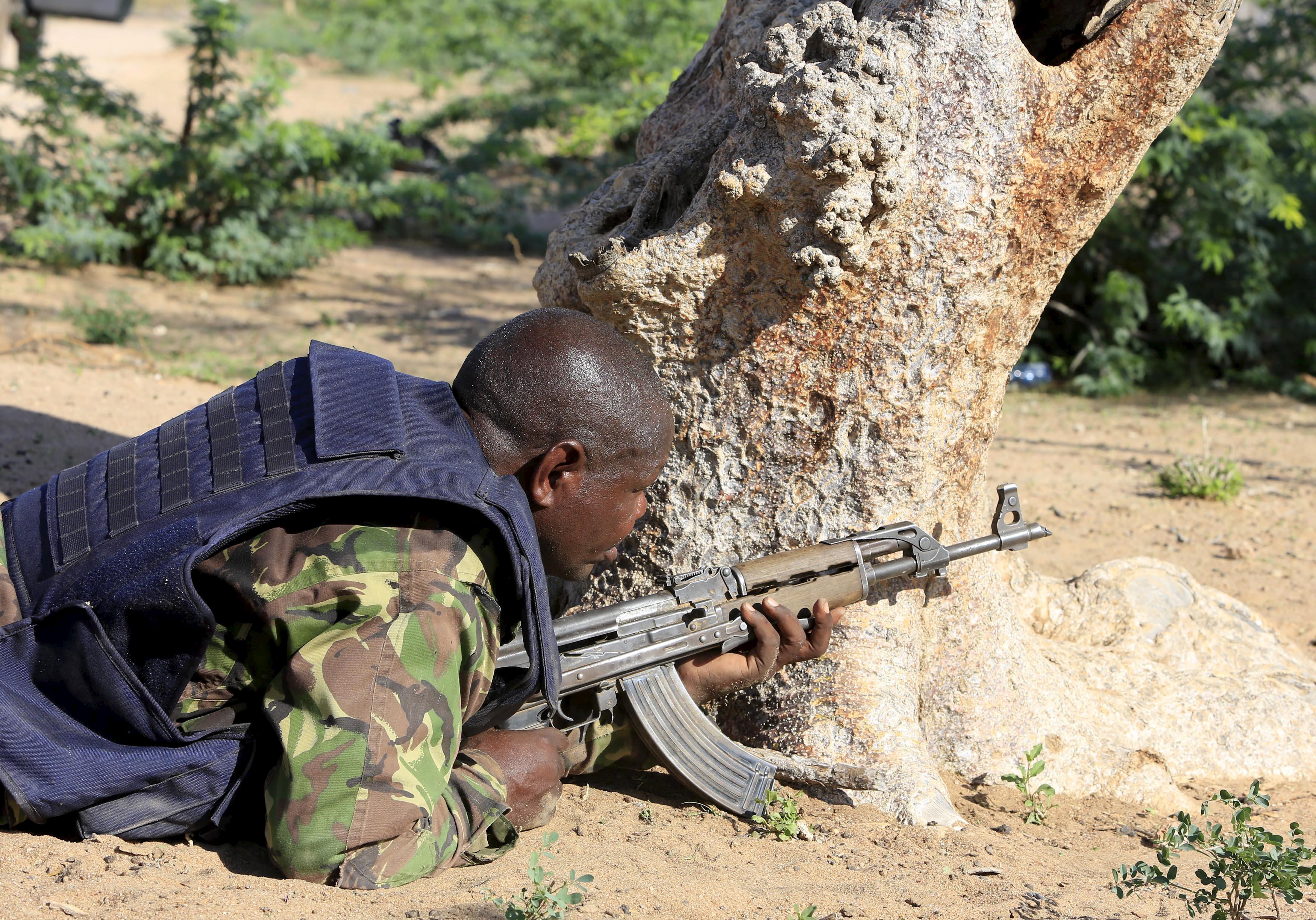 Al Shabaab kills at least 147 at Kenyan university; siege ends