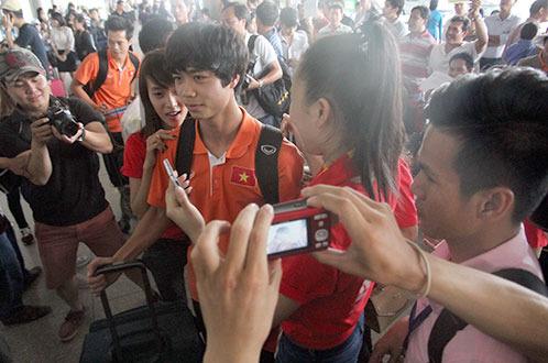 Vietnam U-23s preparing for 28th SE Asian Games