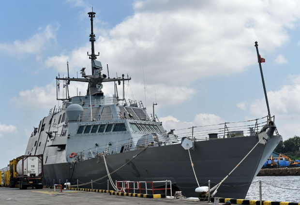 Two US naval ships to visit Da Nang in central Vietnam next week