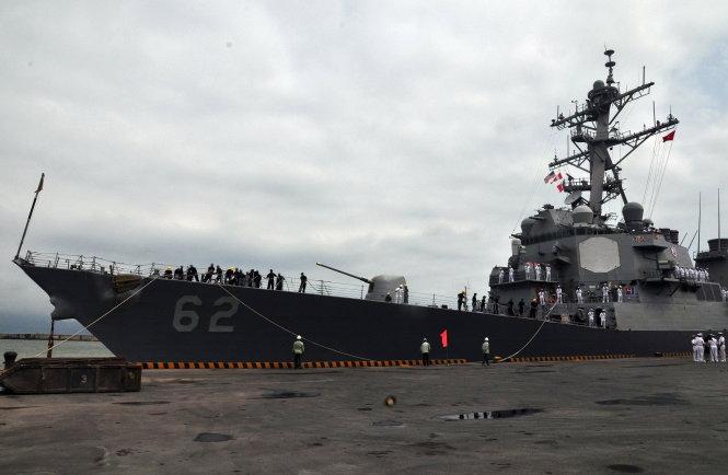 Vietnam, US start naval engagement activities, unplanned maritime encounters included