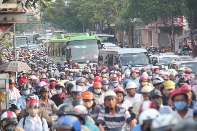 GrabTaxi teams up with World Bank to relieve traffic congestion in Vietnam