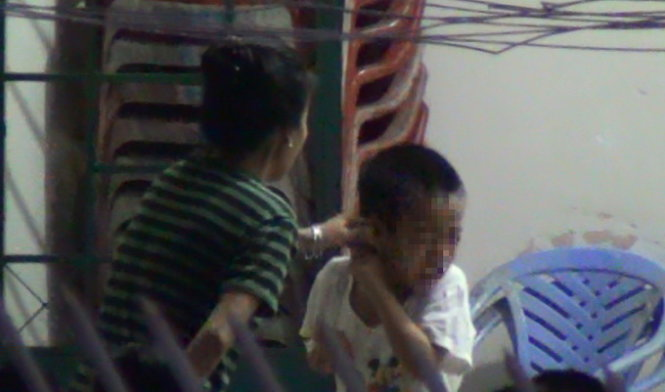 Five Vietnamese nannies suspended following media reports on them beating HIV-positive kids