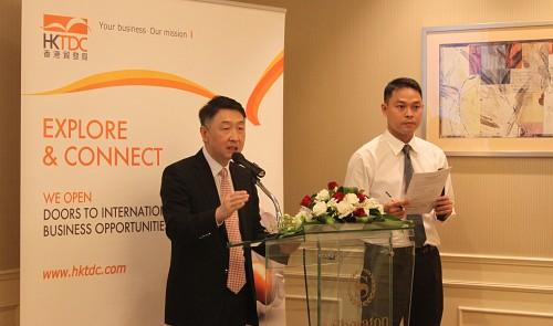 Vietnam among Hong Kong's largest trading partners: trade council