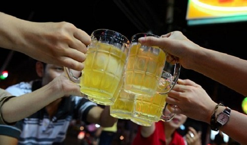 Vietnam tops Southeast Asia regarding beer, wine consumption growth