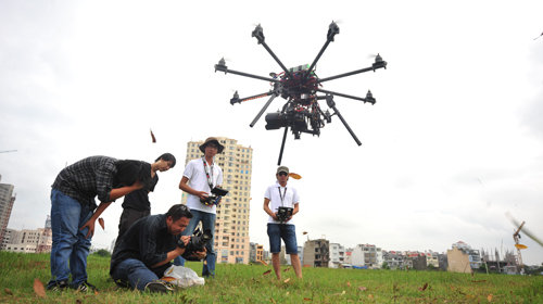 Drone cameras banned at major festival to pay tribute to Vietnam's founders