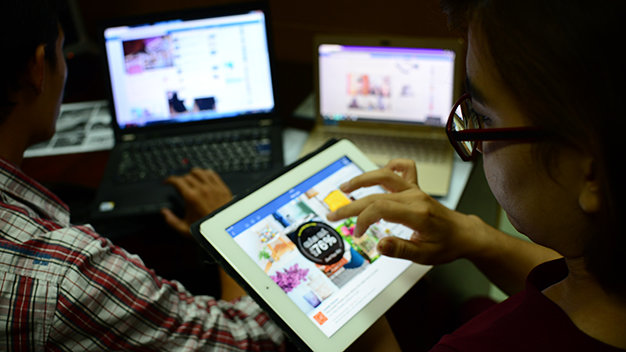 Social media begin to have a voice in Vietnam