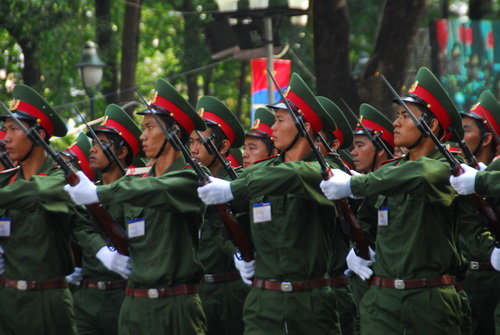 Ho Chi Minh City to hold military parade to celebrate Reunification Day
