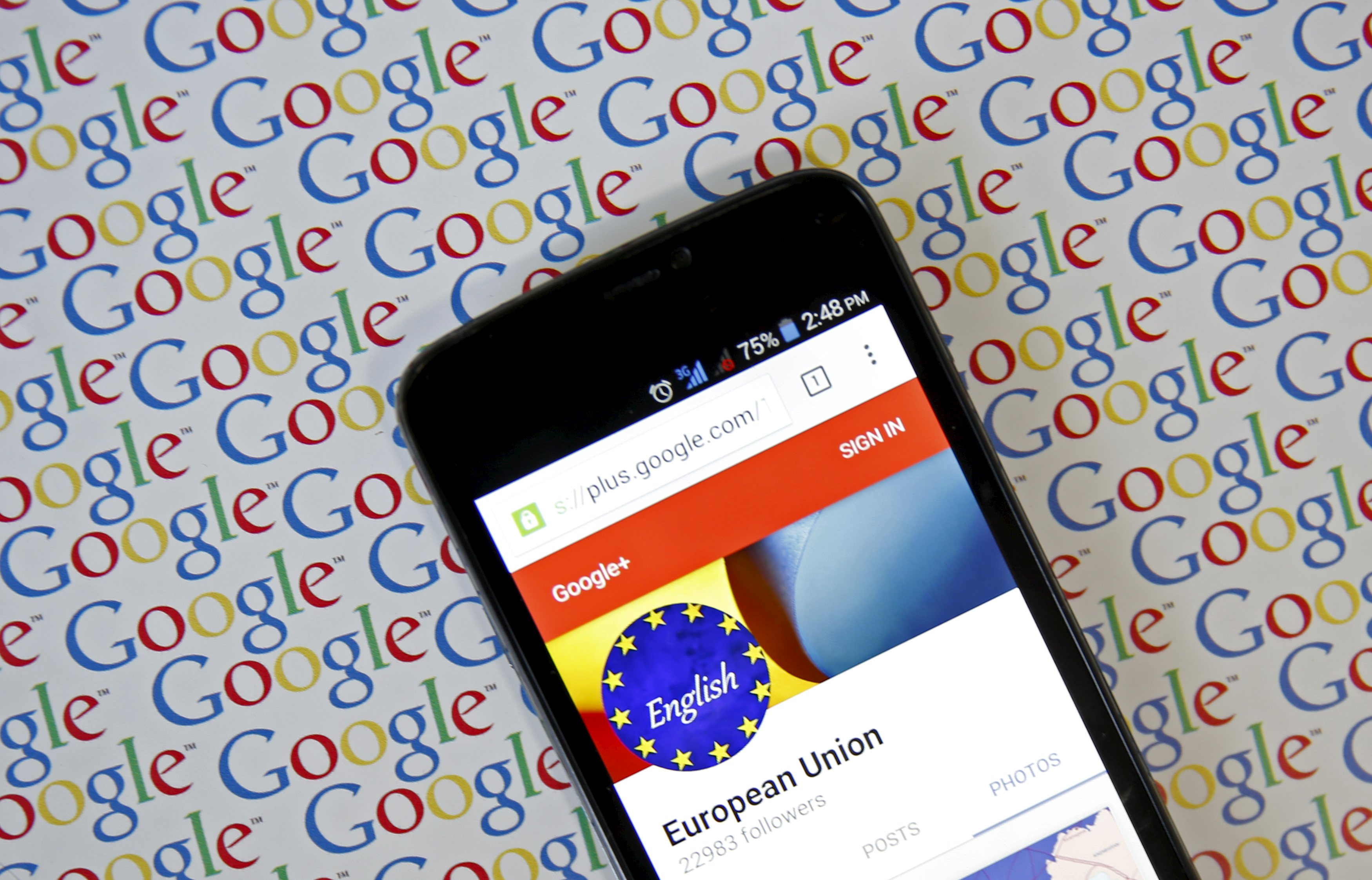 EU accuses Google of hurting consumers, competitors in Web search case