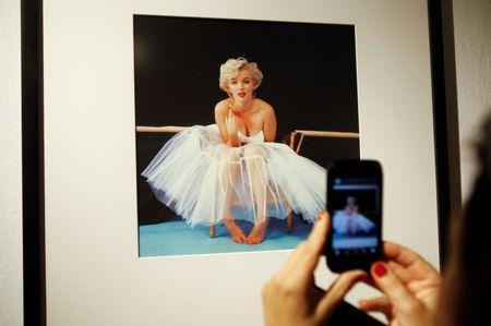 Rare Marilyn Monroe photos go on display in Poland