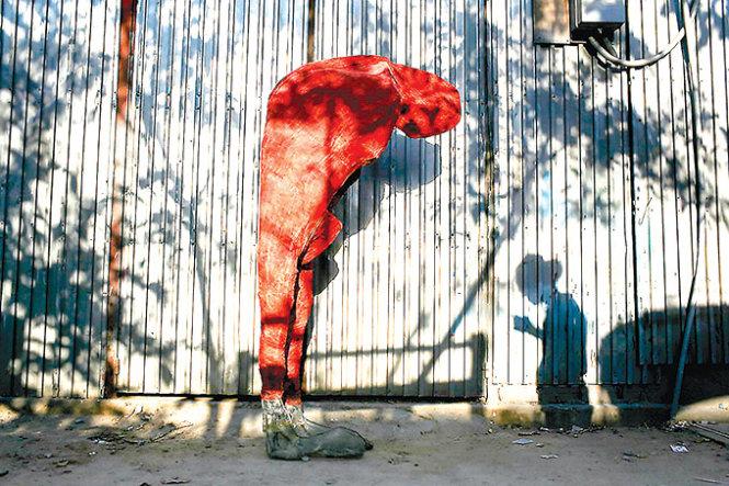Denmark-sponsored installation art exhibit running in Ho Chi Minh City