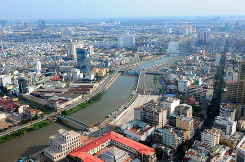 Seaplane operator seeks to offer aerial tours of Ho Chi Minh City