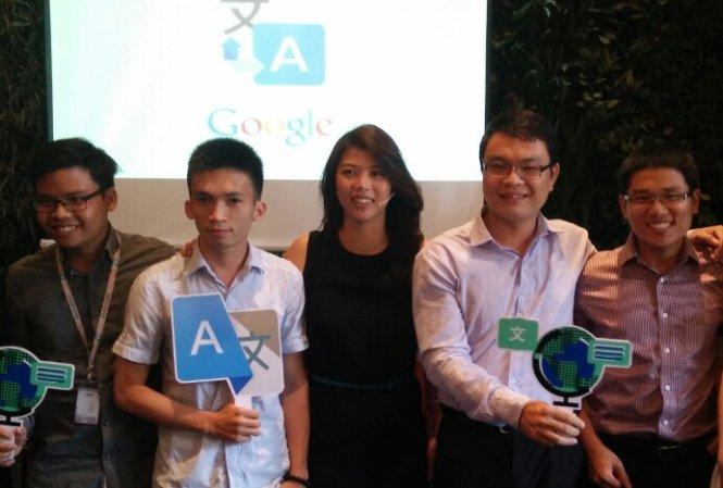 Google speeds up to popularize Vietnamese language on Internet