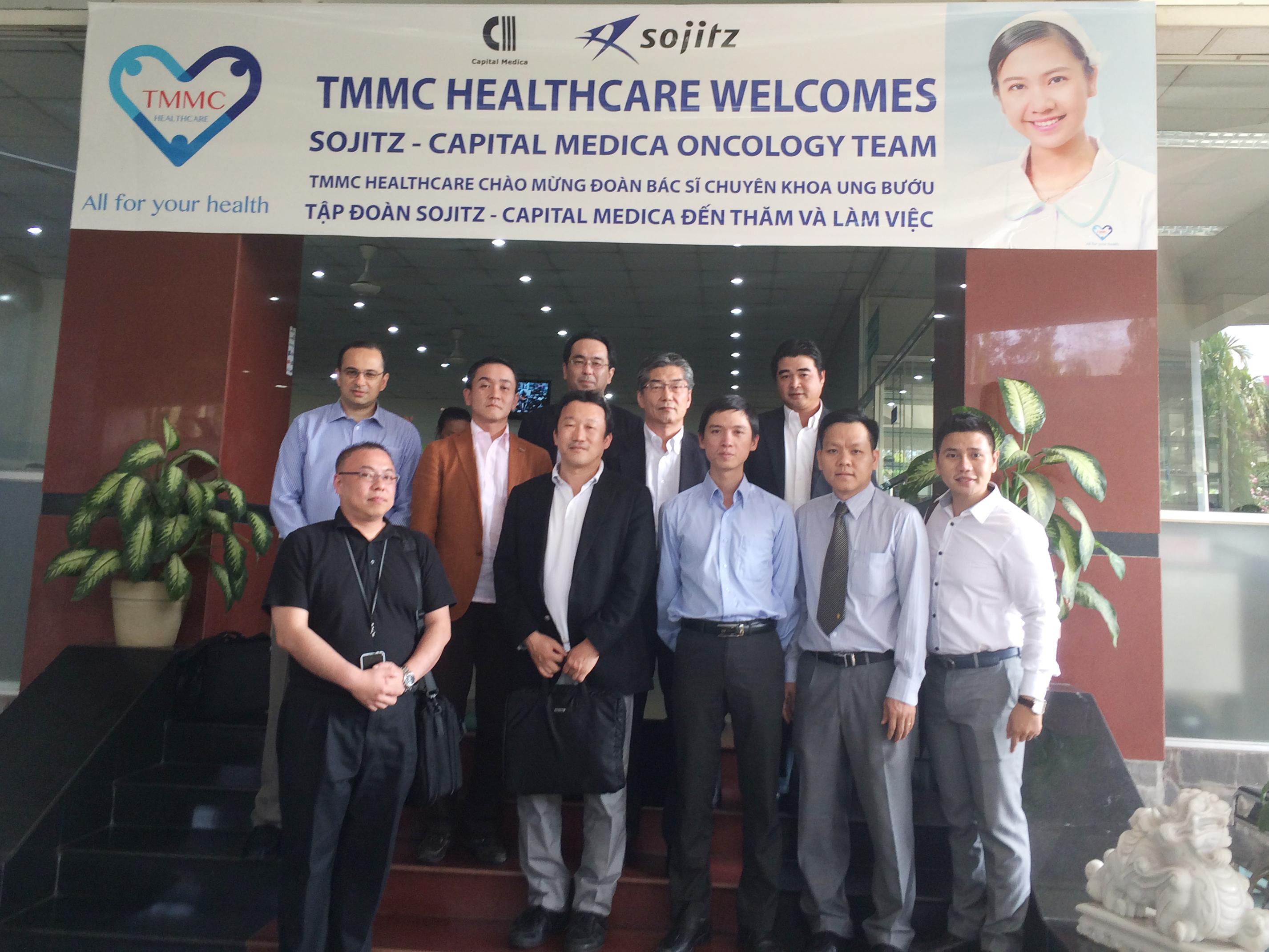 TMMC Healthcare, Sojitz ink 1st Vietnamese-Japanese strategic healthcare partnership