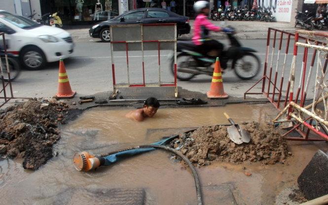 Ho Chi Minh City debates hiking tap water prices