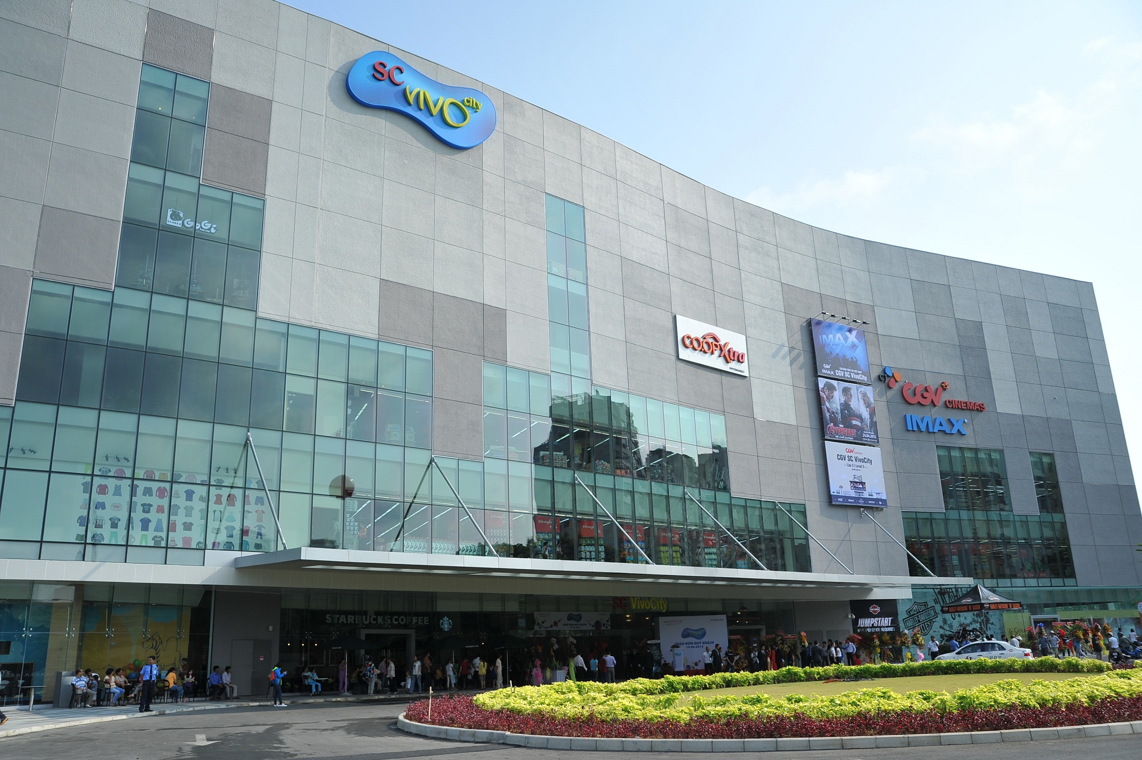 SC VivoCity welcomes about 60,000 arrivals on Soft Opening Day