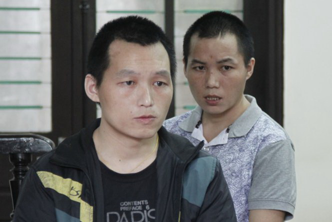 Vietnam sentences Laotian brothers to death, life term for drug trafficking