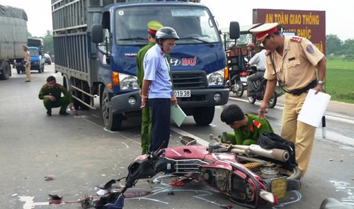 91 die in traffic accidents over 4-day vacation in Vietnam