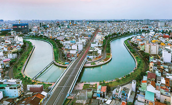 Ho Chi Minh City's 'revived' canal in untold stories of insiders