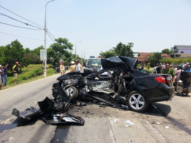 Traffic accidents kill 27 per day during 6-day holiday in Vietnam