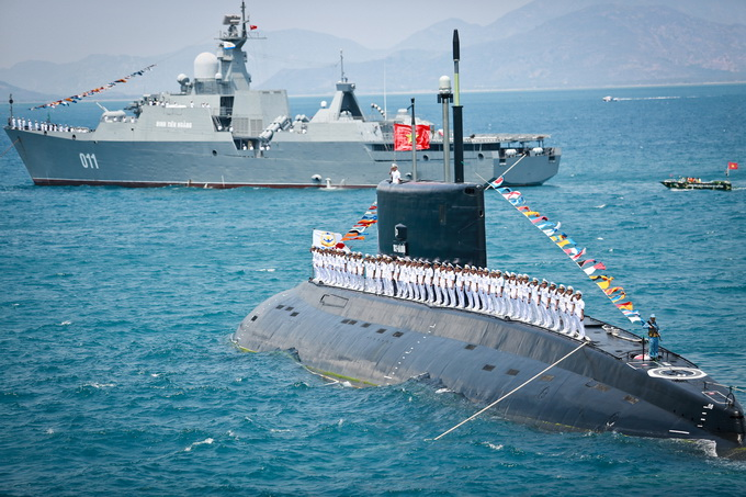 Vietnam to receive two more Gepard-class warships soon: gov't site
