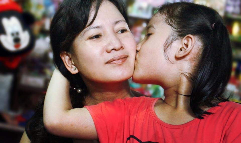 Say 'I love you' to your mom on this Mother's Day in Vietnam