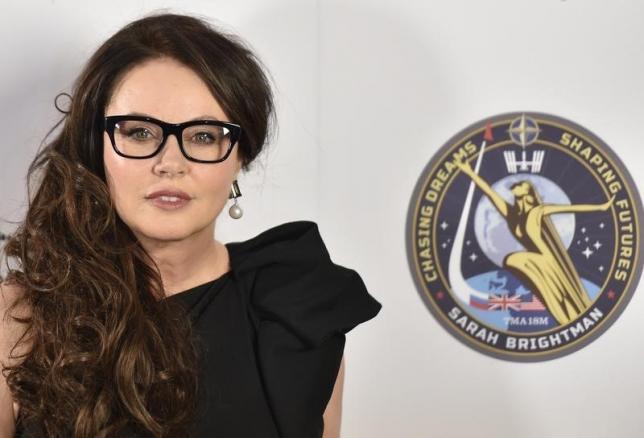 Singer Sarah Brightman calls off flight to space station