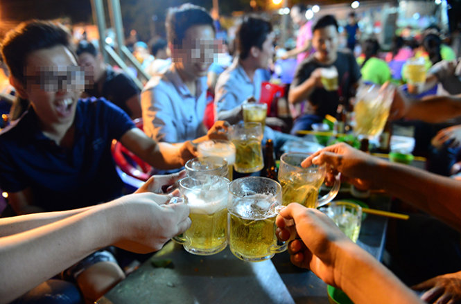Vietnam to produce, and drink, 4.5 billion liters of beer by 2020