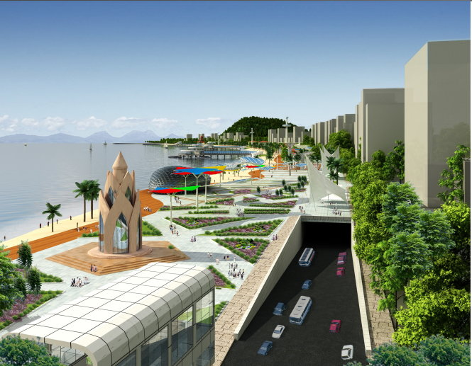 Vietnam official insists on making Nha Trang more beautiful than Hawaii with urban planning