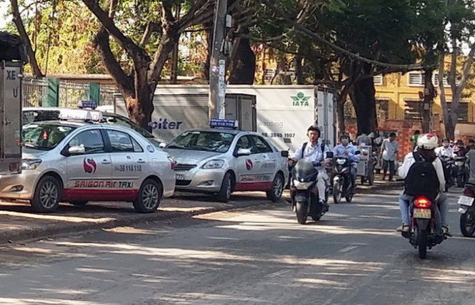 German cheated by cabby at Ho Chi Minh City airport gets happy ending