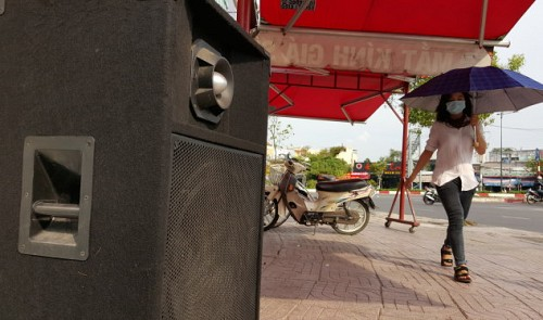 Ho Chi Minh City residents struggle to cope with noise