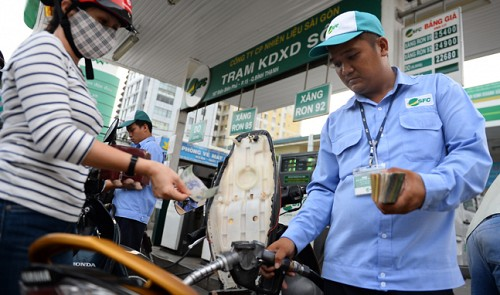 Year-to-date 30% hike in gasoline price reasonable: Vietnam minister