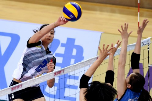 Vietnam finishes fifth at Asian women's volleyball champs after playoff wins