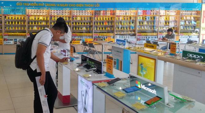 Vietnam's smartphone sales top $625mn in 1st quarter: data