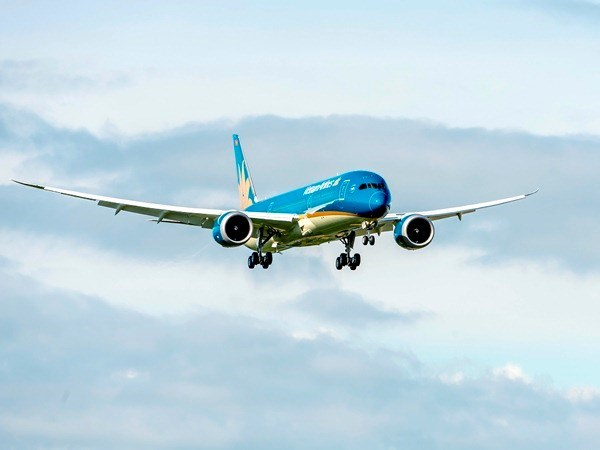 Vietnam Airlines Boeing 787-9 to appear at France airshow before mid-year delivery