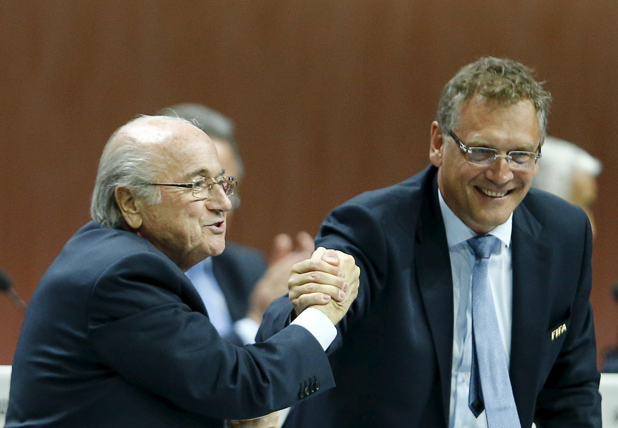 FIFA president, secretary general hire lawyers as Swiss probe bank transactions