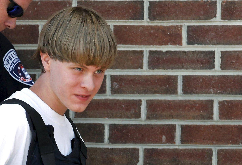 White suspect arrested in killing of nine at black U.S. church