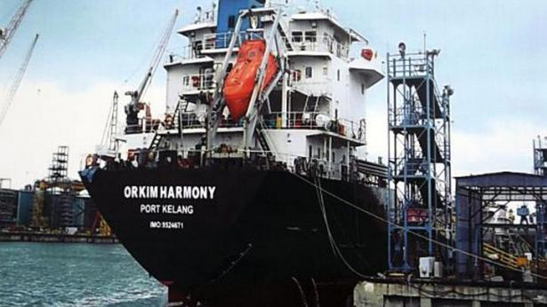 Hijacked Orkim Harmony tanker released, pirates escape