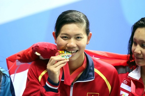 Eight things you should know about Vietnamese swimmer Nguyen Thi Anh Vien