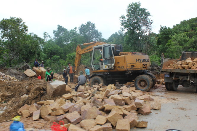 Forestlands illegally occupied, traded on Vietnam's Phu Quoc Island