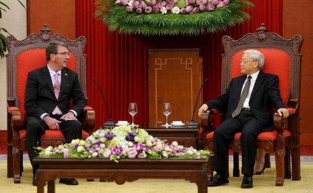 Vietnam's Party leader Nguyen Phu Trong to visit U.S. on July 6