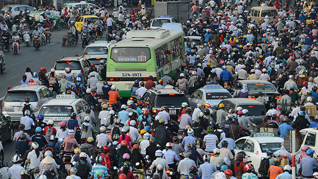 Ho Chi Minh City delays collection of road fees from bike owners