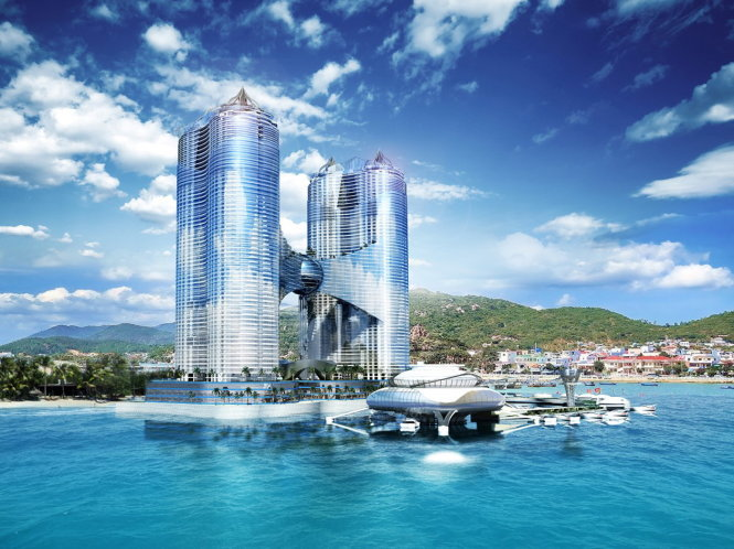 Beach project loses license for missing capital deadline in Vietnam's Nha Trang