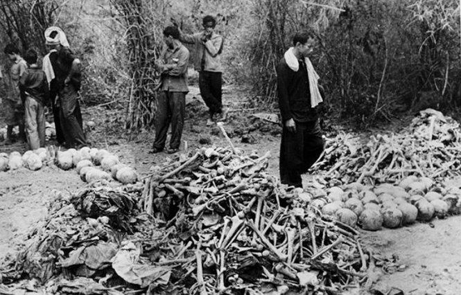 20 years of Vietnam-U.S. diplomatic ties – P2: Massacres by Cambodia's Khmer Rouge