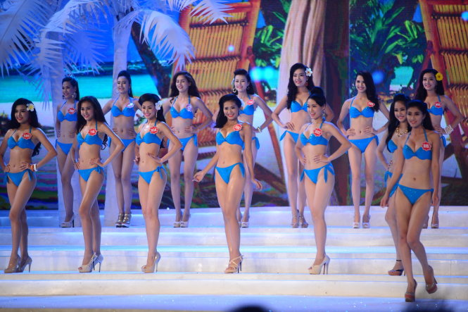 Wearing bikinis on Da Nang beaches: It should be choice, not regulation