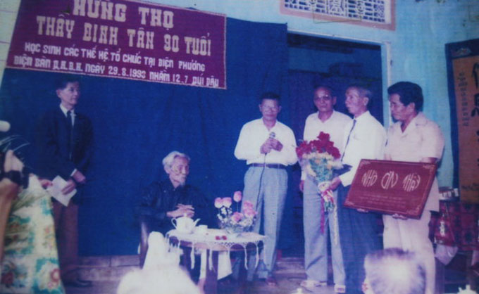 The family that produced five foreign-trained PhD holders in central Vietnam